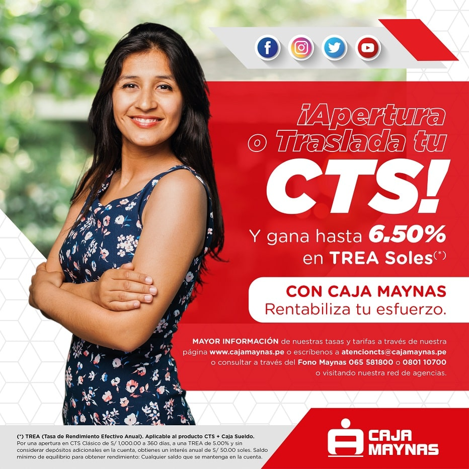 Depósito CTS